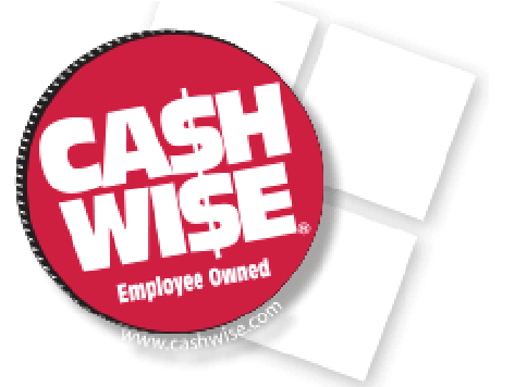 Cashwise Grocery Store Advertising